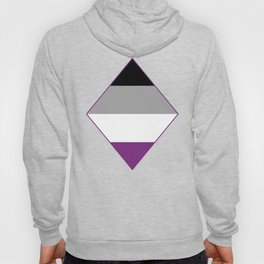 Asexual Diamond Hoody