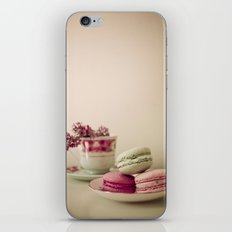 Lilac and Macaroons iPhone & iPod Skin