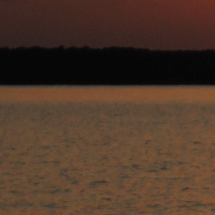 Sundown on the Lake Leggings