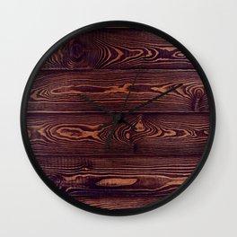 Hard Knock Western Wall Clock