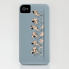 The Great Lunar Cycle iPhone (4, 4s) Slim Case
