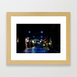 Distillery Framed Art Print