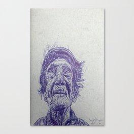 Woah Canvas Print