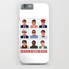 Rushmore Max Fischer iPhone Case