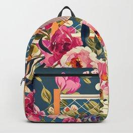 Corgi tennis Backpack