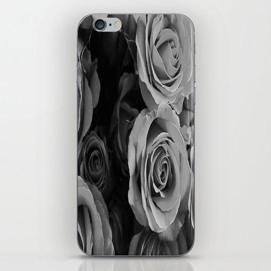 Black Hearted  iPhone & iPod Skin