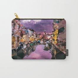 Venice Sky Dream Carry-All Pouch