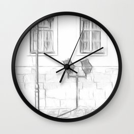 Bakerstreet Wall Clock