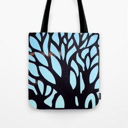 Wandering Branches Tote Bag