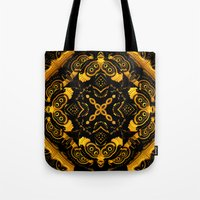 asia Tote Bags featuring Asia by Lyle Hatch