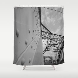 The Arches - Sixth Street Viaduct Bridge - LA 01/30/2016 Shower Curtain
