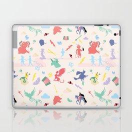 Mythological pattern Laptop & iPad Skin