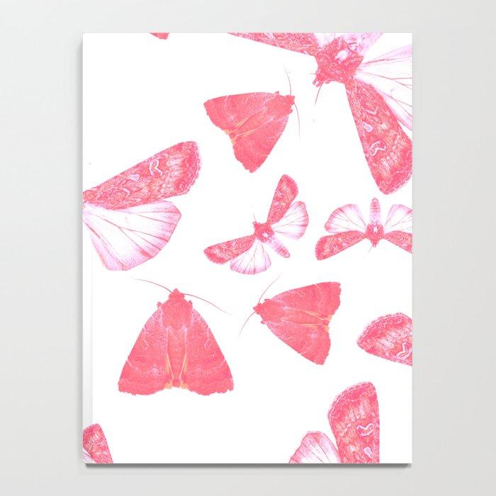 Happy moths Notebook