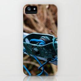 unterwegs_1607 iPhone Case