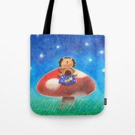 Rainbow story Tote Bag