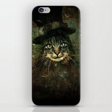 The other cat in the hat iPhone Skin