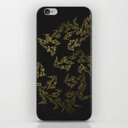Gold Leaf iPhone Skin