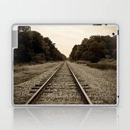 The Tracks Laptop & iPad Skin