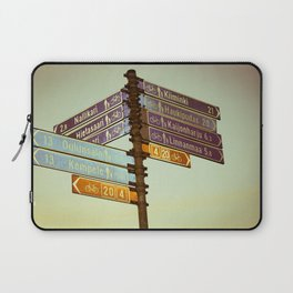 Oh, Suomi (Finland) Laptop Sleeve