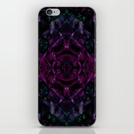 Galactic Print iPhone Skin
