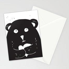 Dreamy bear Stationery Cards