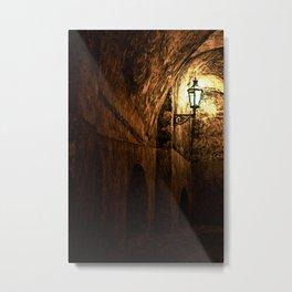 Light into darkness Metal Print