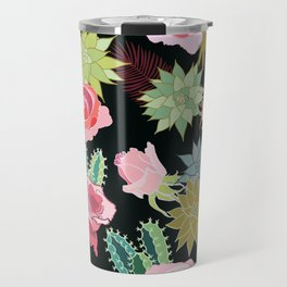 California Rose Garden Travel Mug