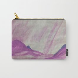 It's raining purple Carry-All Pouch