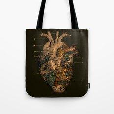I'll Find You (Dark Brown) Tote Bag