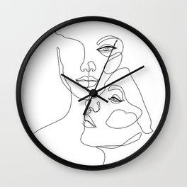 us-b Wall Clock