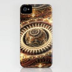 Clockwork 2 iPhone (4, 4s) Slim Case
