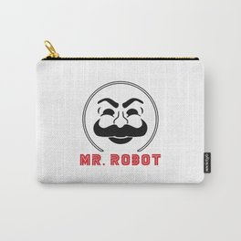 MR Robot Fsociety Carry-All Pouch