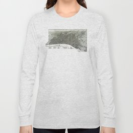Philadelphia - Pennsylvania - United States - 1887 Long Sleeve T-shirt