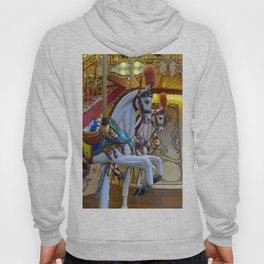 Vintage Carousel Horse Hoody