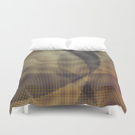 Sands of Arcturus Interplanetary Abstract Duvet Cover