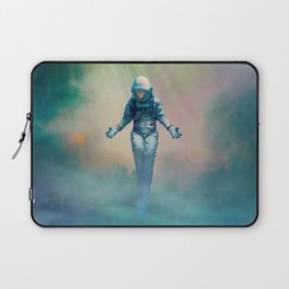 Crucified in Time Laptop Sleeve