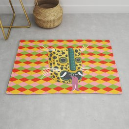 Mexican Leopard Rug