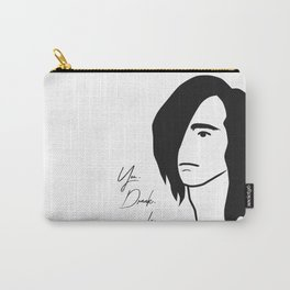 You. Drank. Ian. Carry-All Pouch