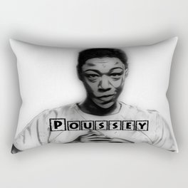 POUSSEY Rectangular Pillow