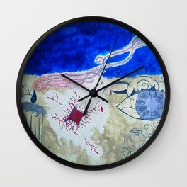Dreaming of Seeing Wall Clock