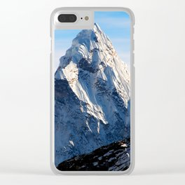 ON TOP Clear iPhone Case