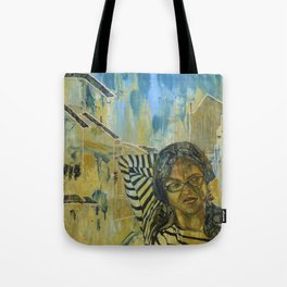 Tempting Tevana Tote Bag