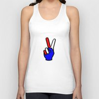 patriotic Tank Tops featuring Patriotic by gbcimages