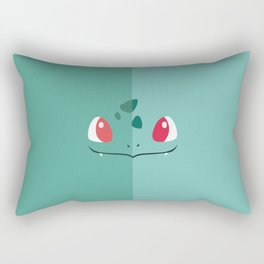 bulbasaurr Rectangular Pillow