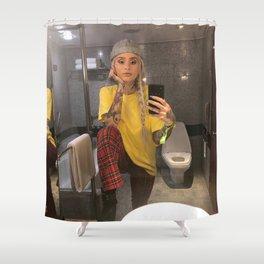 Kehlani 18 Shower Curtain