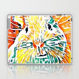 Hot painted Guinea Pig Laptop & iPad Skin