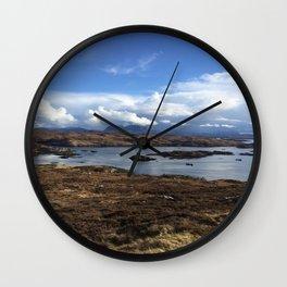 Northern Scotland Wall Clock