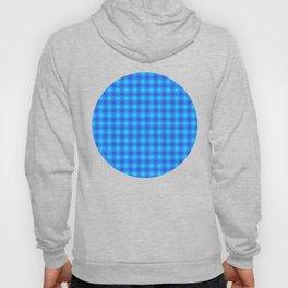 Dark Blue Cubes - Geometric Work Hoody