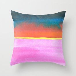 skyscapes 12 Throw Pillow