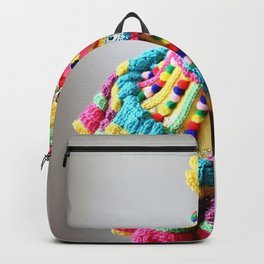 Watering Pompoms (2) Backpack